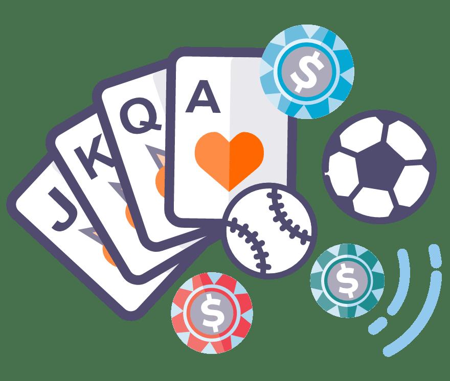 Los 16 mejores sitios de Casino de Sports Betting en línea en Ecuador