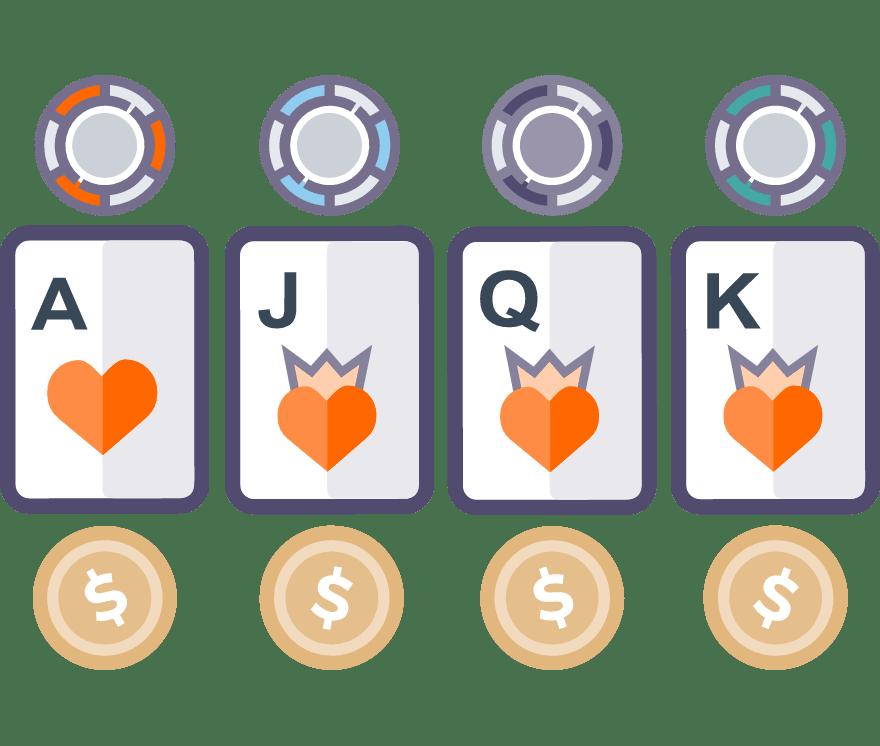 Los 2 mejores sitios de Casino de Faro en línea en Ecuador