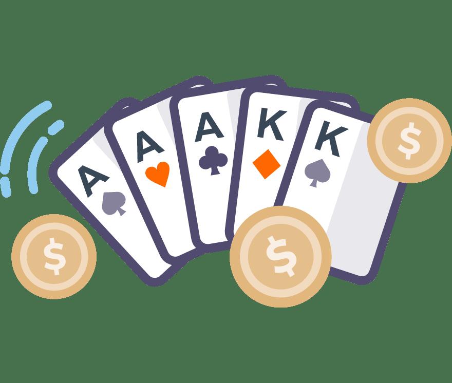 Los 112 mejores sitios de Casino de Póker en línea en Ecuador
