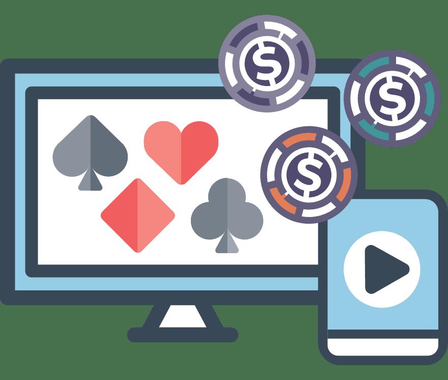 Los 93 mejores sitios de Casino de Vídeo póker en línea en Ecuador