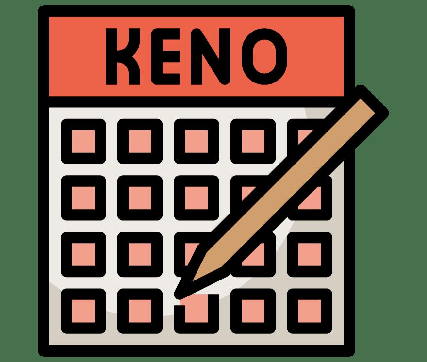 Los 42 mejores sitios de Casino de Keno en línea en Ecuador