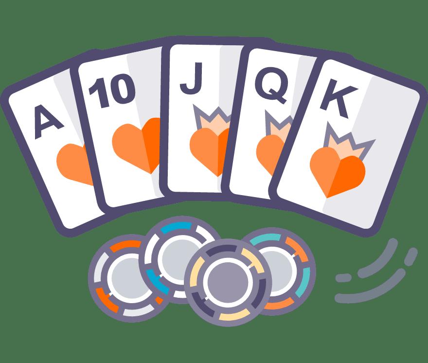 Los 38 mejores sitios de Casino de Texas Holdem en línea en Ecuador